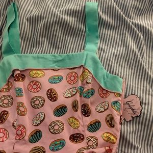 NWT CUTE Pink Donuts Golightly Dress